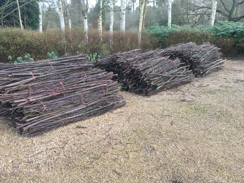 Fullers Mill materials
